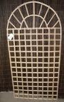 Плетёная ширма из ивовых прутьев 180х90 см (без коры)